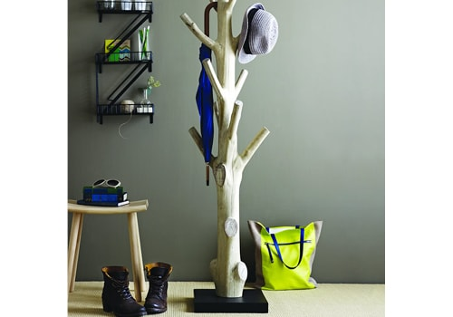 tree hat stand