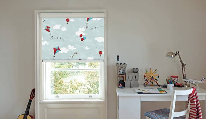 Children's Fabrics Blinds