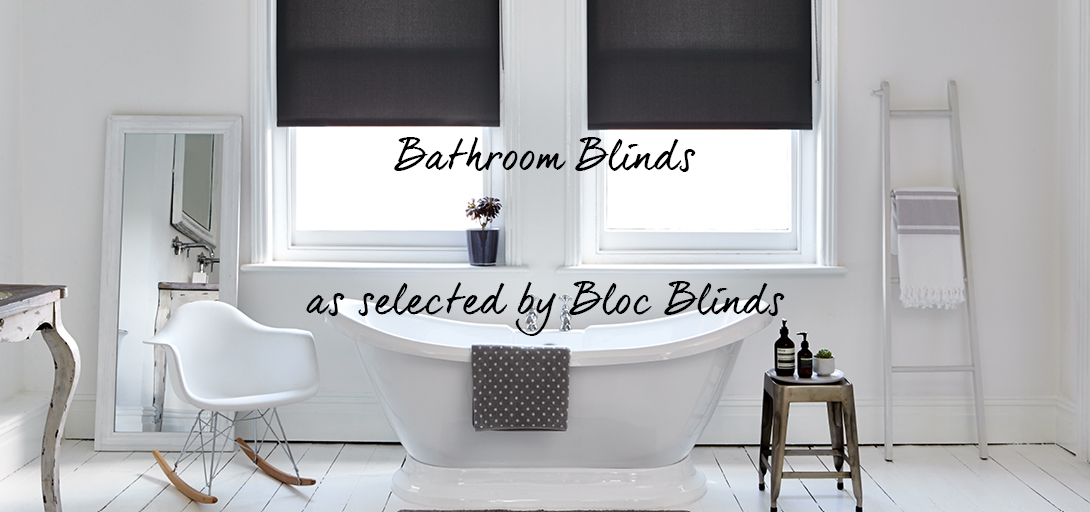 Best Bathroom Blinds Selected For You From Bloc Blinds Extraordinary Best Blinds For Bathroom