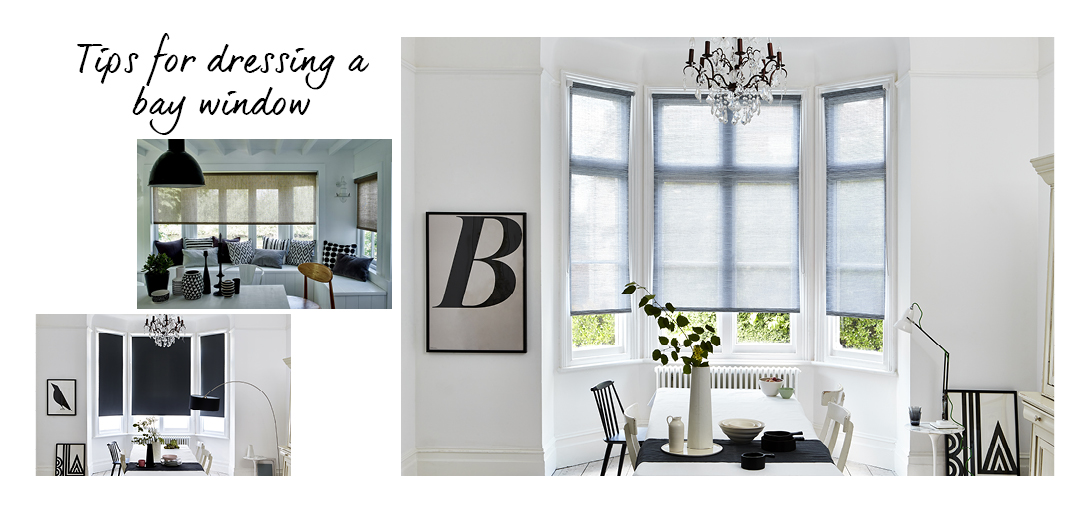Tips and Ideas for Dressing a Bay Window