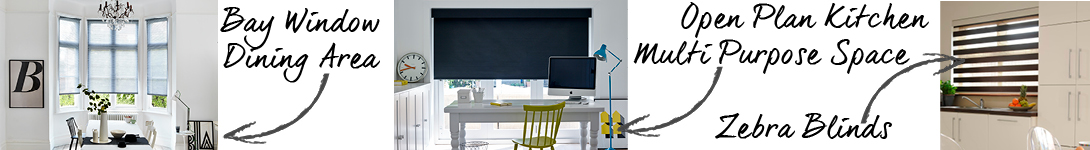 Kitchen Roller Blinds Made to Measure Online UK