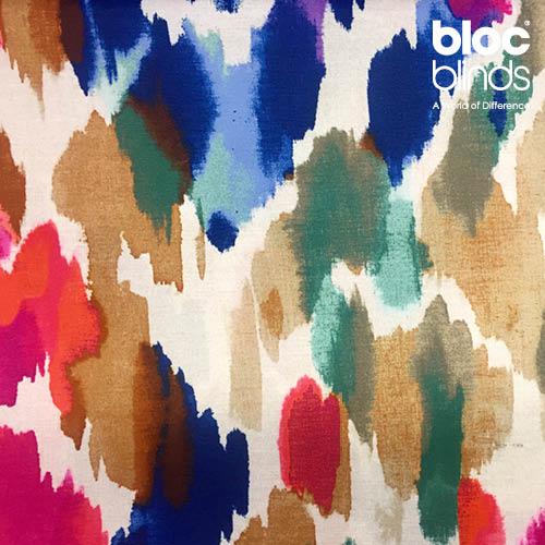 Woodland Burst fabric