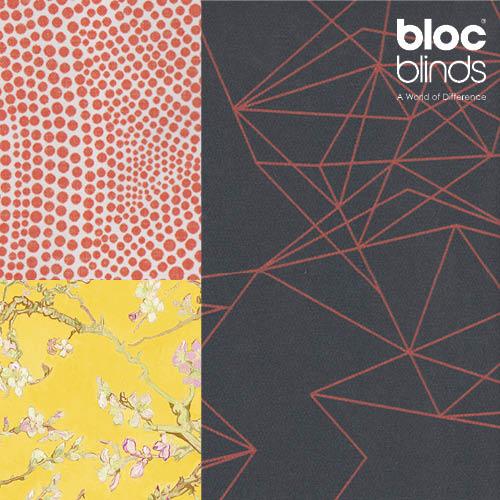 Prism Burnt Orange fabric