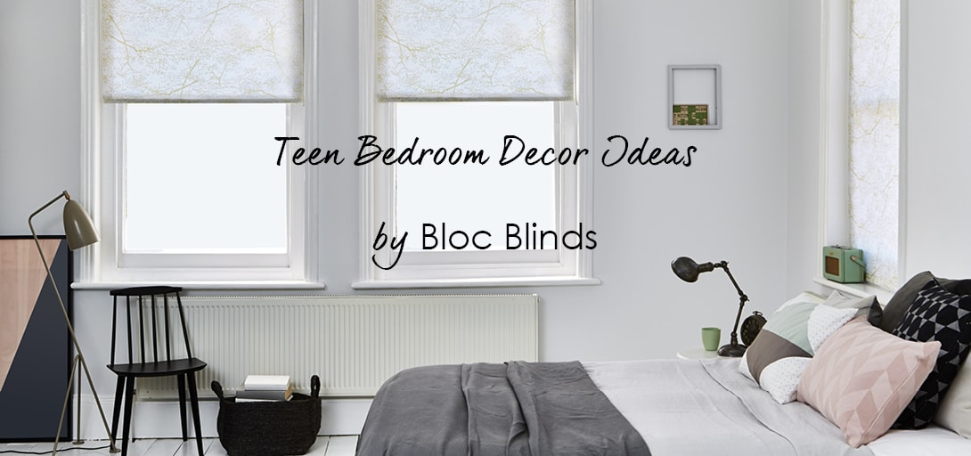 Teen Bedroom Decor Ideas by Bloc Blinds From Bloc Blinds